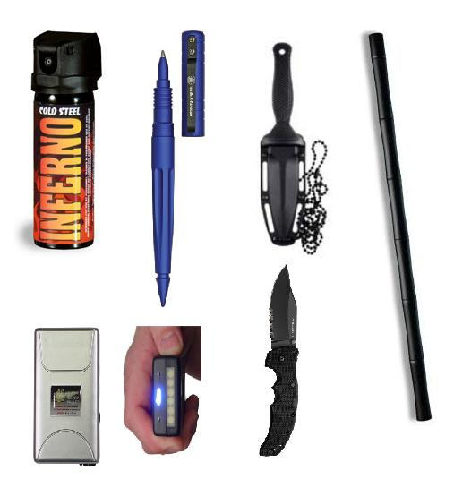 Personal Protection Items